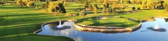 Kelowna Springs Holes 2 and 18