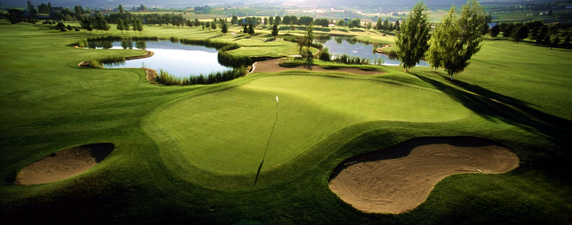 Kelowna Golf Packages  Four Points Kelowna Airport