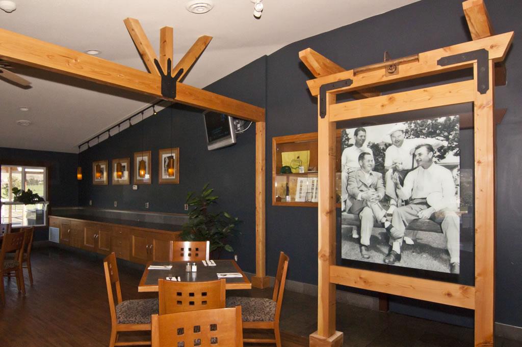 Legends Classic Grill at Kelowna Springs