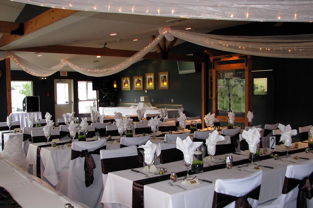 Legends Banquet Facilities at Kelowna Springs