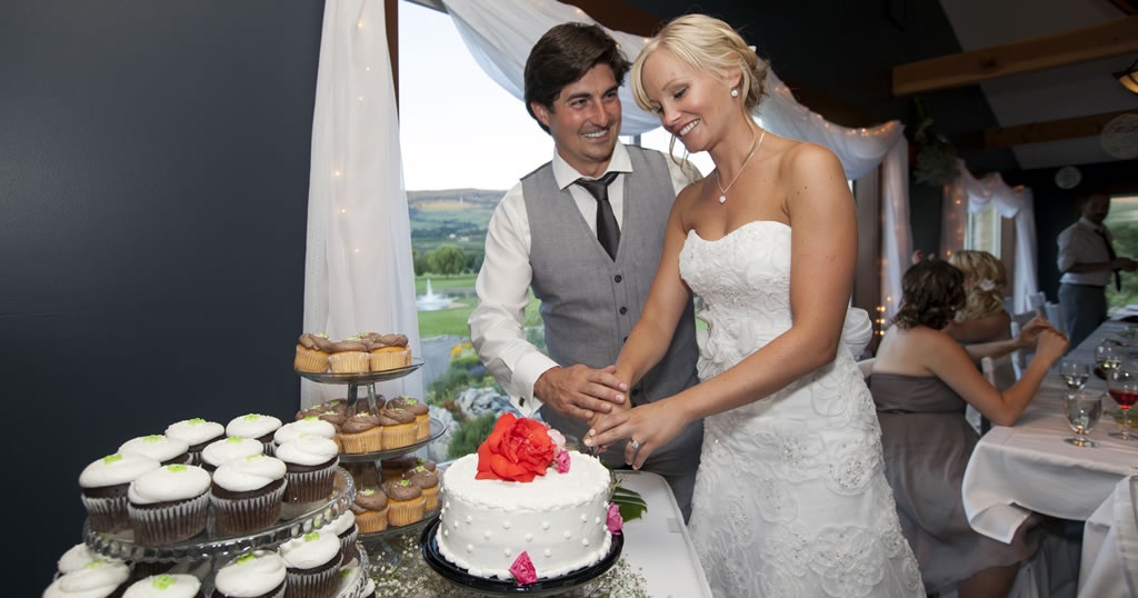 Kelowna Springs Wedding Packages