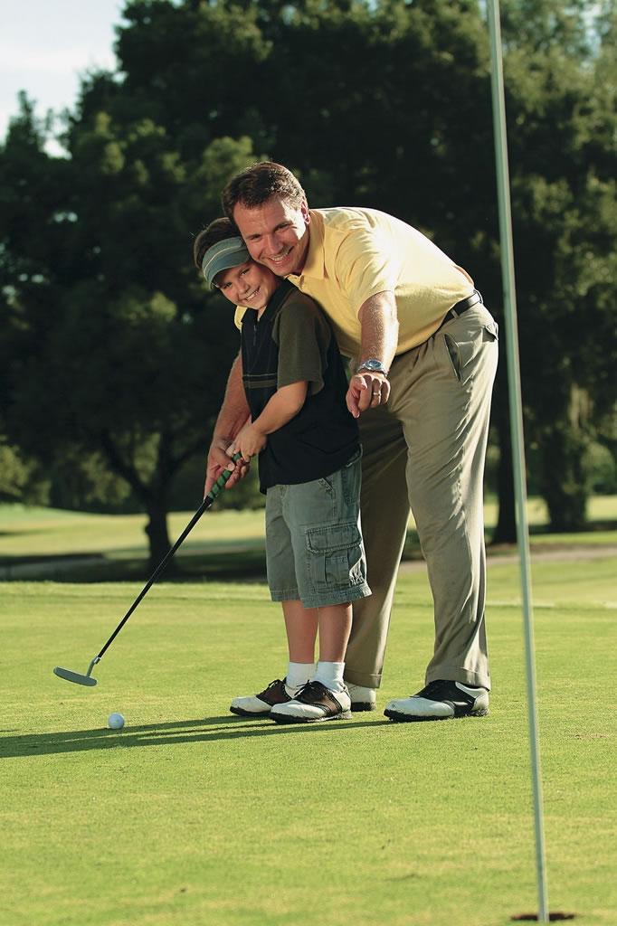 Kelowna Springs Junior Golf Special